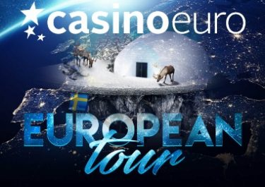 Casino Euro – The European Tour | Sweden!