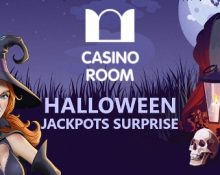 Casino Room – Halloween Jackpot Surprises!