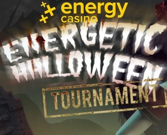Energy Casino – Energetic Halloween Tournament!