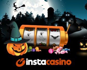 InstaCasino – Haunted Halloween Spins!