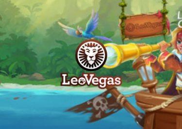 LeoVegas – Caribbean Cruises Await!