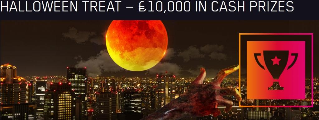 Win Cash Prizes With Halloween 2015 Casino Bonuses & Tournaments