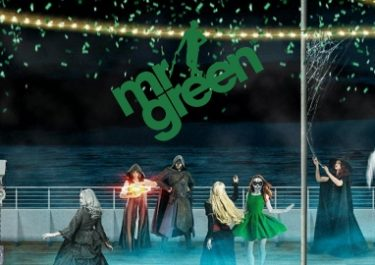 Mr Green's Halloween Finale!