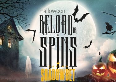 ShadowBet – Halloween Reload or Extra Spins!