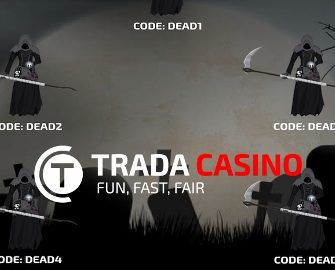 Trada Casino – Monday Mystery Bonus!