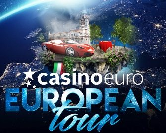 Casino Euro – The European Tour | Italy!
