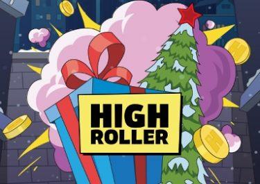 Highroller Casino – Daily Christmas Freebie | Week 2!