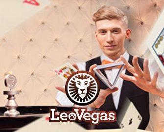 LeoVegas – The 25K Live Casino Extravaganza!
