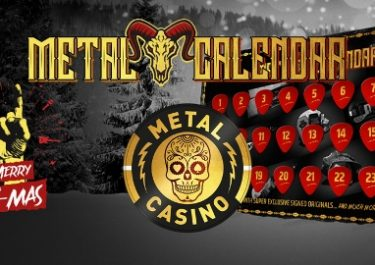 Metal Casino – Metal Xmas Calendar | Week 2!