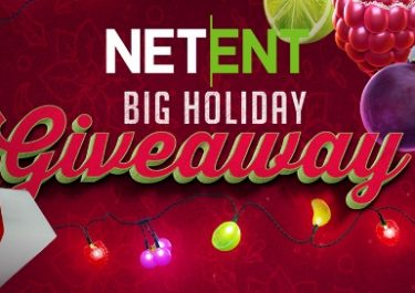 NetEnt – Big Holiday Giveaway | Final Week!