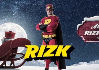Rizk Casino – Merry Rizkmas 2018 | Week 4!