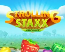 Strolling Staxx™ slot preview!