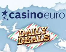 Casino Euro – Festive Daily Deals | Week 3!