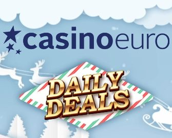 Casino Euro – Festive Daily Deals!