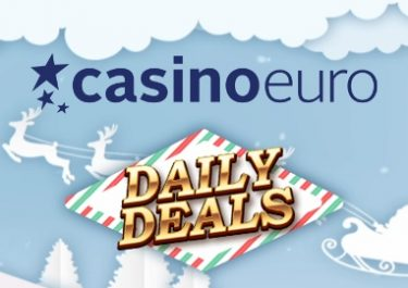 Casino Euro – Festive Daily Deals | Week 2!