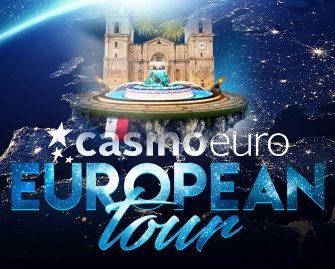 Casino Euro – The European Tour | Malta!
