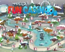 Fun Casino – Christmas Calendar | Week 2!
