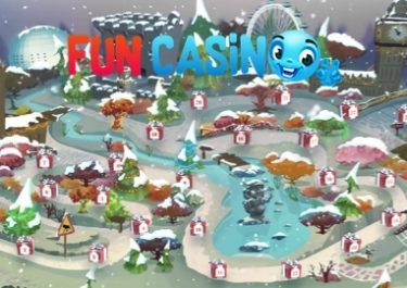 Fun Casino – Christmas Calendar | Week 2!