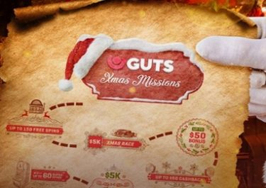 Guts Casino – Xmas Mission Six!