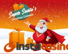 InstaCasino – Super Santa's Xmas Calendar | Week 2!