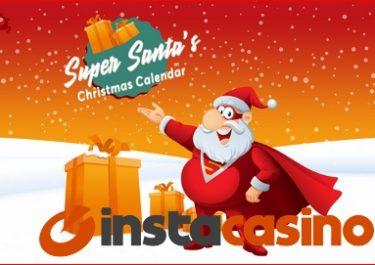 InstaCasino – Xmas Calendar 2018 | Final Week!