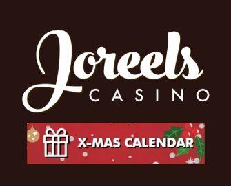 Joreels Casino – Final Days of the Xmas Calendar!
