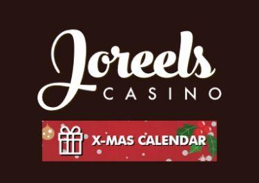 Joreels Casino – Xmas Calendar | Week 2!