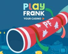 PlayFrank – Pull a Daily Xmas Cracker!