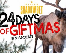 ShadowBet – 24 Days of Giftmas   Part 2!