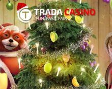 Trada Casino – Last Christmas Calendar Rewards!