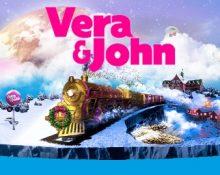 Vera & John Casino – Winter Wonderland 2018!