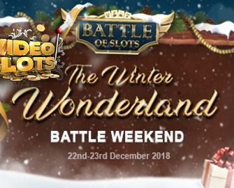 Videoslots – The Winter Wonderland Freerolls!