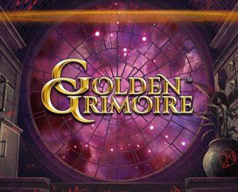 Golden Grimoire™ slot preview!