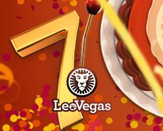 LeoVegas – Celebrate Super 7!