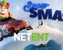 Netent January Promotion – Win a Snowmobile!