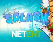 NetEnt February Promotion – Cash Splash!