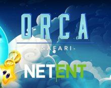 NetEnt February Promotion – Orca Safari!