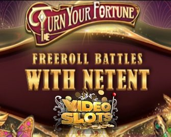 Videoslots – Freeroll Battles with Netent!