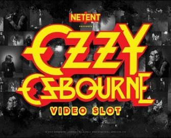 Ozzy Osbourne Video Slot Preview!