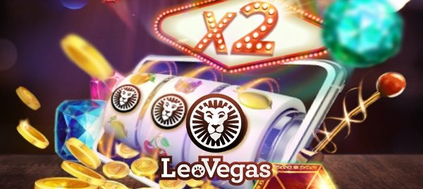 LeoVegas – Double Jackpots in March!