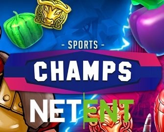 NetEnt March Promotion – Sports Champs!
