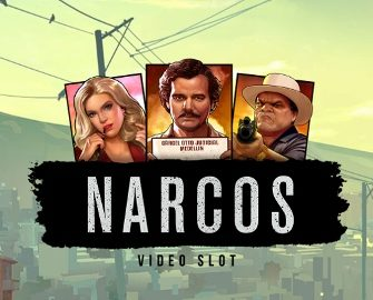 Narcos™ slot preview!